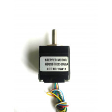 Шаговый двигатель GD28STH32-0956A (shaft 5mm)
