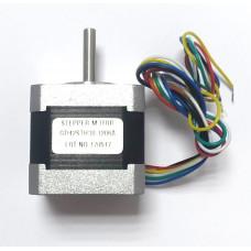 Шаговый двигатель GD42STH38-1206A (shaft 5mm)