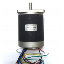 Шаговый двигатель GD57ST76-1506A (shaft 6,35mm)