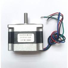 Шаговый двигатель GD57STH41-2804A (shaft 6,35mm)