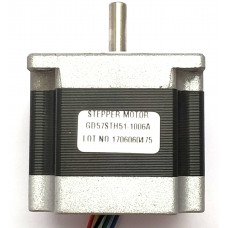 Шаговый двигатель GD57STH51-1006A (shaft 6,35mm)