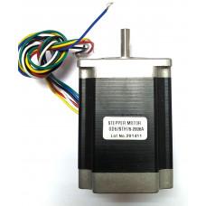 Шаговый двигатель GD57STH76-2006A (shaft 6,35mm)