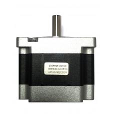 Шаговый двигатель GD86STH65-2808A (round shaft 12mm)