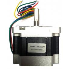 Шаговый двигатель GD86STH65-3004A (12mm round shaft)