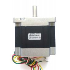 Шаговый двигатель GD86STH80-5504A (shaft 12,7mm)
